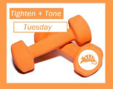 tighten and tone tuesday