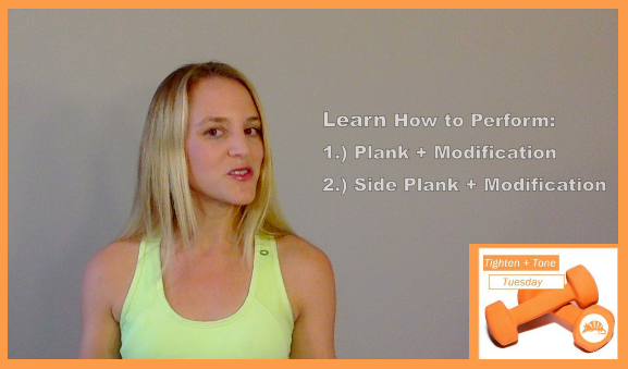 How to Do a Plank Exercise