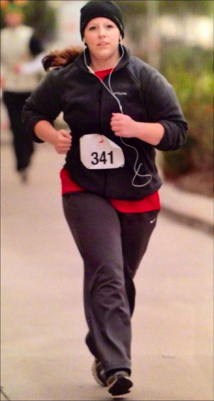 Meredith's 5K run