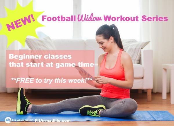 football widows workout