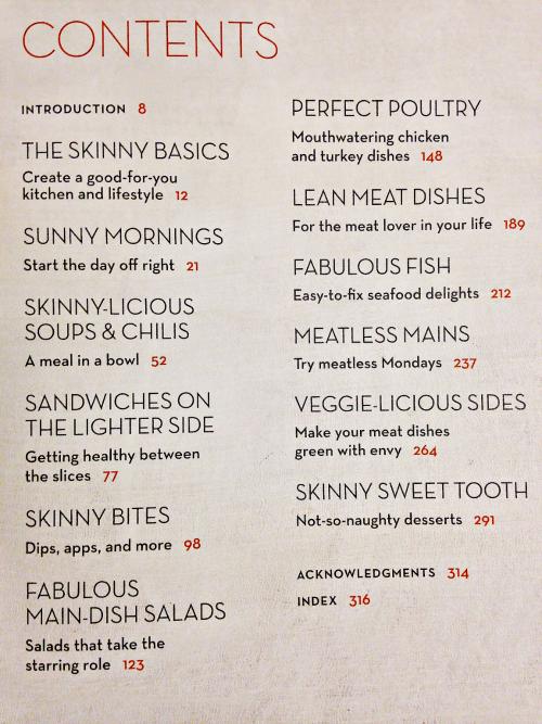 the skinnytaste cookbook book review