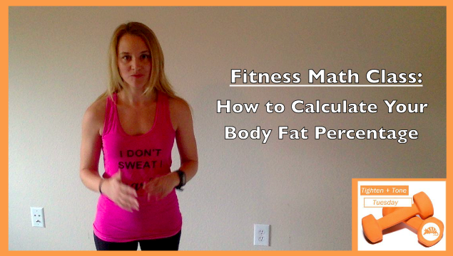 Calculation Of Body Fat 34