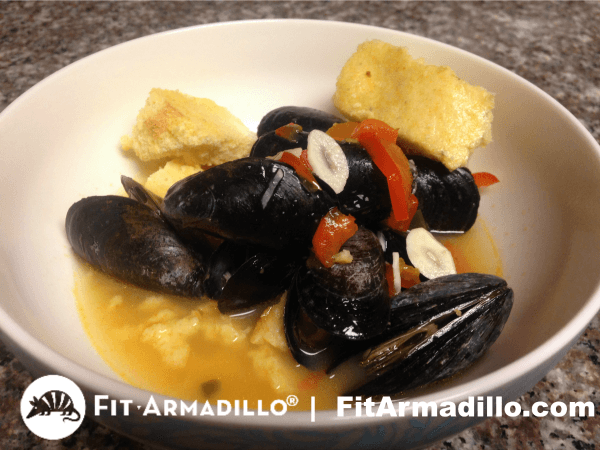 mussel recipe for dinner
