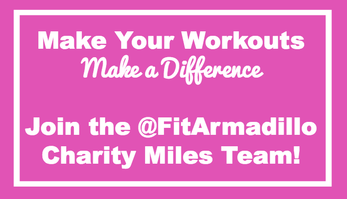 make a difference charity miles
