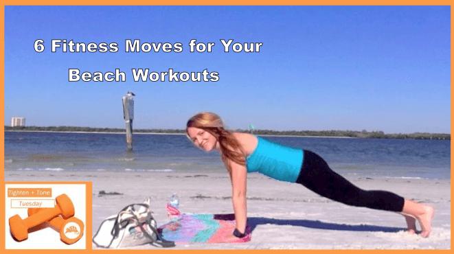 beach workout beach body fitness