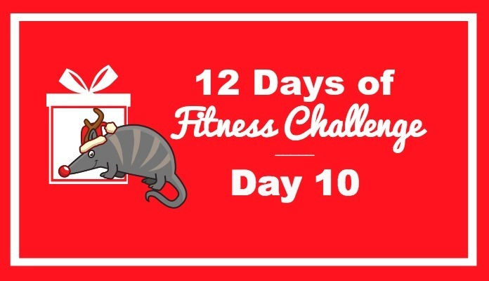 day 10 fitness challenge