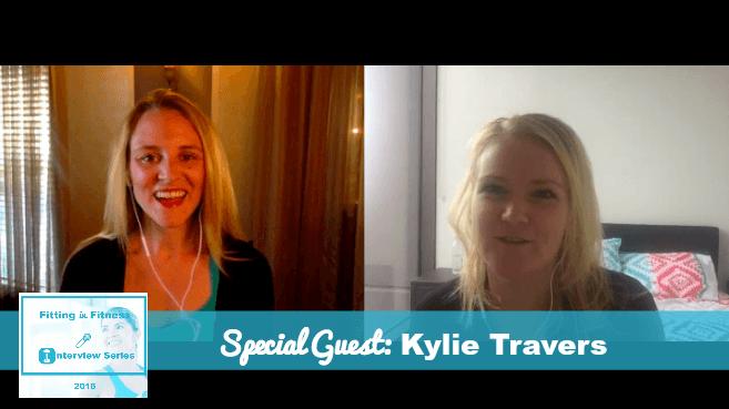 Domestic Abuse Survivor Kylie Travers