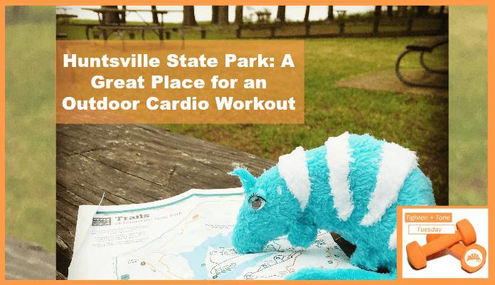 huntsville state park outdoor workout