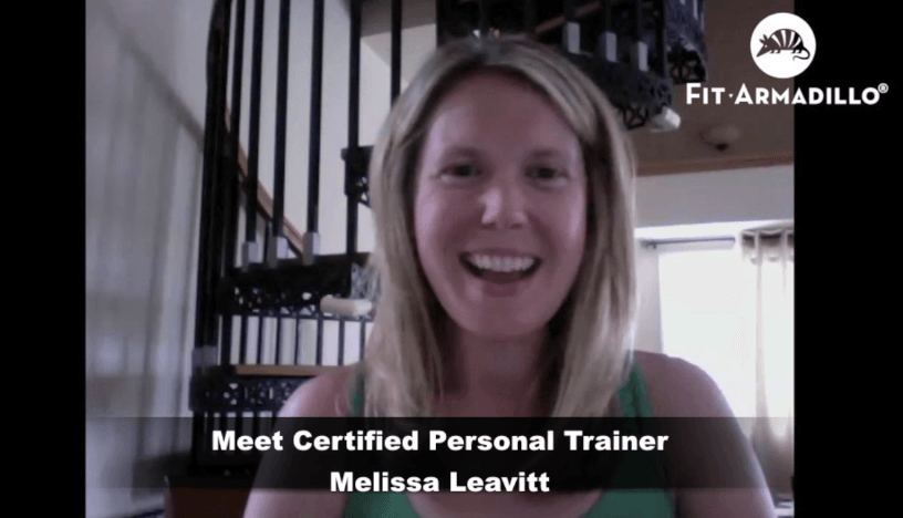 online personal training personal trainer melissa