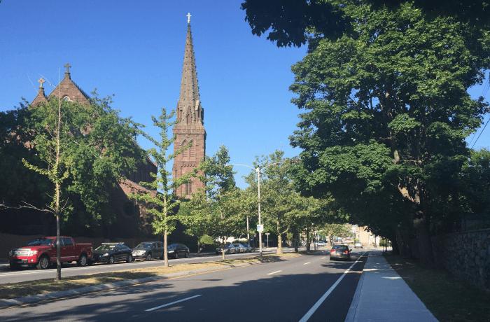 St. Mary's Church Newport, RI