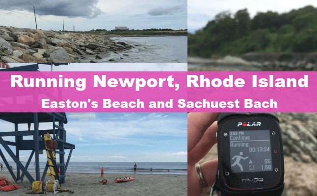 Easton's Beach Sachuest Beach Newport, RI Rhode Island beaches