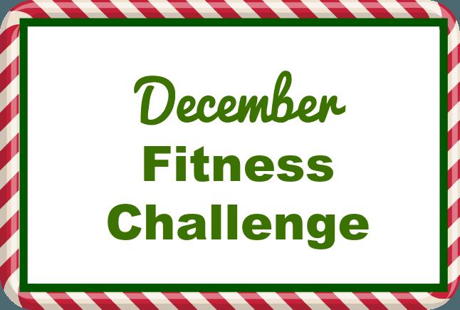 december fitness challenge 2016