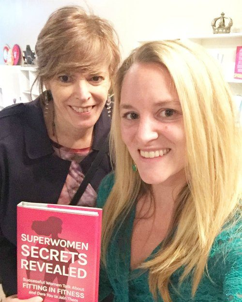 IKSH founder Houston TX networking for women superwomen secrets revealed book tour
