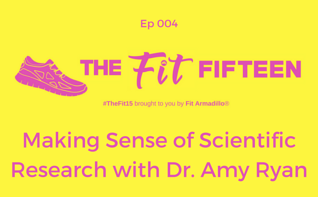 making sense of scientific research scientist dr amy ryan