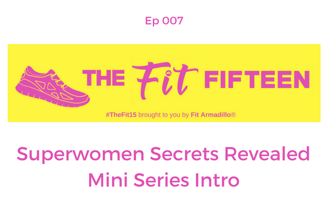 superwomen secrets revealed book series intro