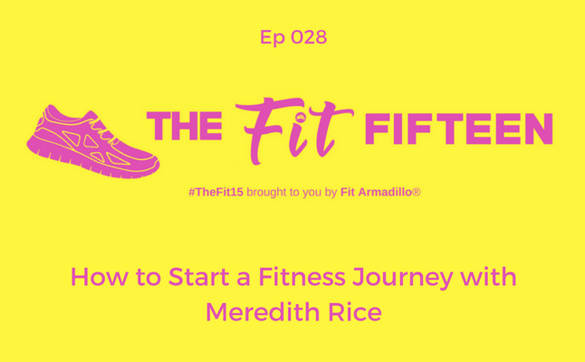 How to Start a Fitness Journey with Meredith Rice