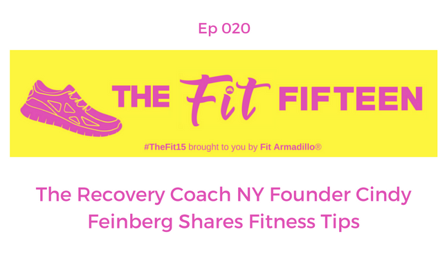 Recovery Coach NY Founder Cindy Feinberg ep 20