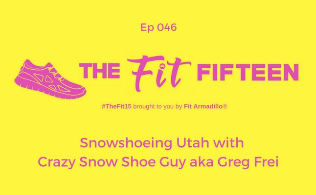 Snowshoeing Utah