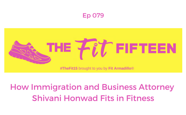 How Immigration and Business Attorney Shivani Honwad Fits in Fitness