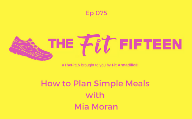 How to Plan Simple Meals with mompreneur Mia Moran