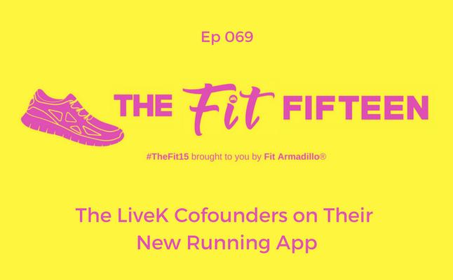 LiveK Cofounders on Their New Running App