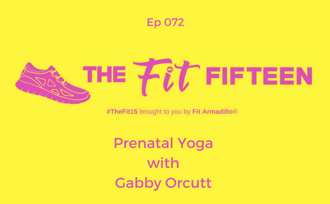 Prenatal Yoga with Gabby Orcutt