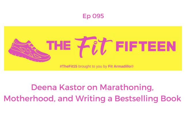 Deena Kastor on Marathoning, Motherhood, and Writing a Bestselling Book