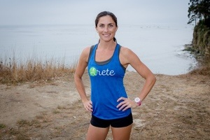 arete womens running club cofounder