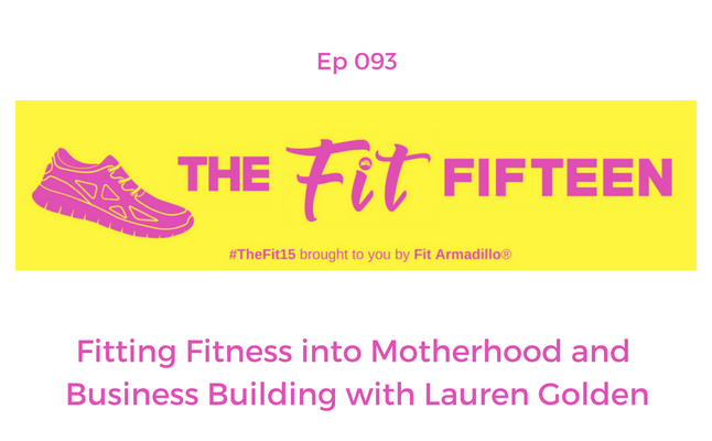 fitness motherhood business building freelancing