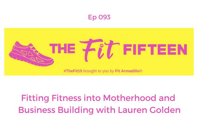 fitness motherhood business building freelancing