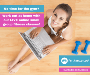 online fitness classes small group