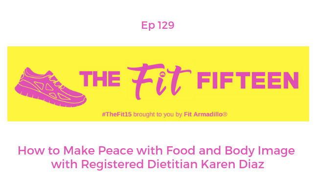Food and Body Image Registered Dietitian