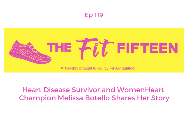 Heart Disease Survivor and WomenHeart Champion Melissa Botello Shares Her Story