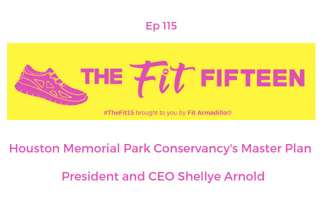 Houston Memorial Park Conservancy's Master Plan | President and CEO Shellye Arnold