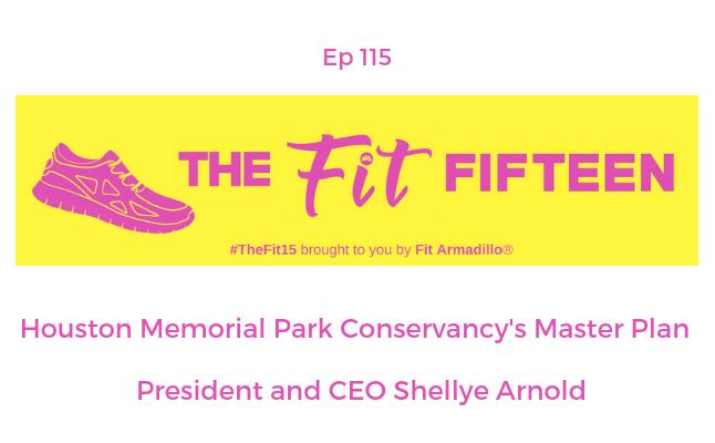 Houston Memorial Park Conservancy's Master Plan | President and CEO Shellye Arnold