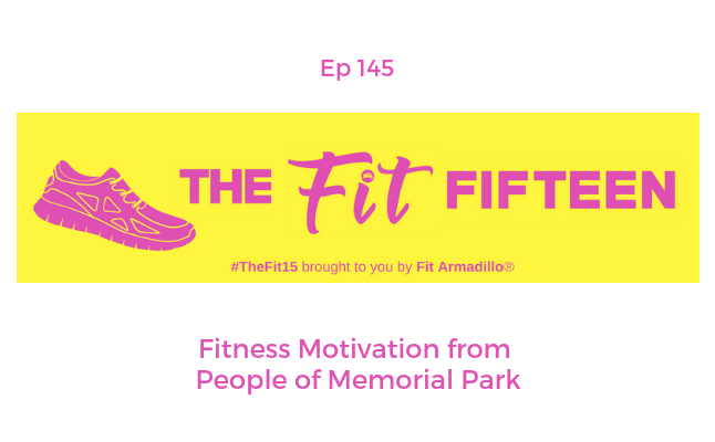 Fitness Motivation from People of Memorial Park