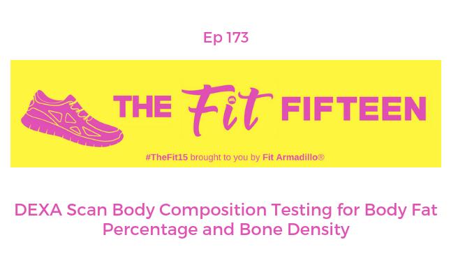 DEXA Scan Body Composition