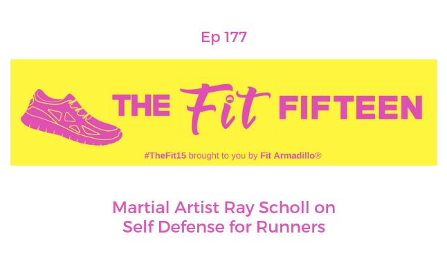 Martial Artist Ray Scholl on Self Defense for Runners