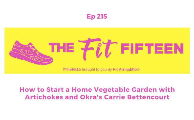 how to start a home garden episode 215